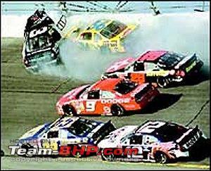 Dale Earnhardt Crash Investigation index [www.reddogracin...